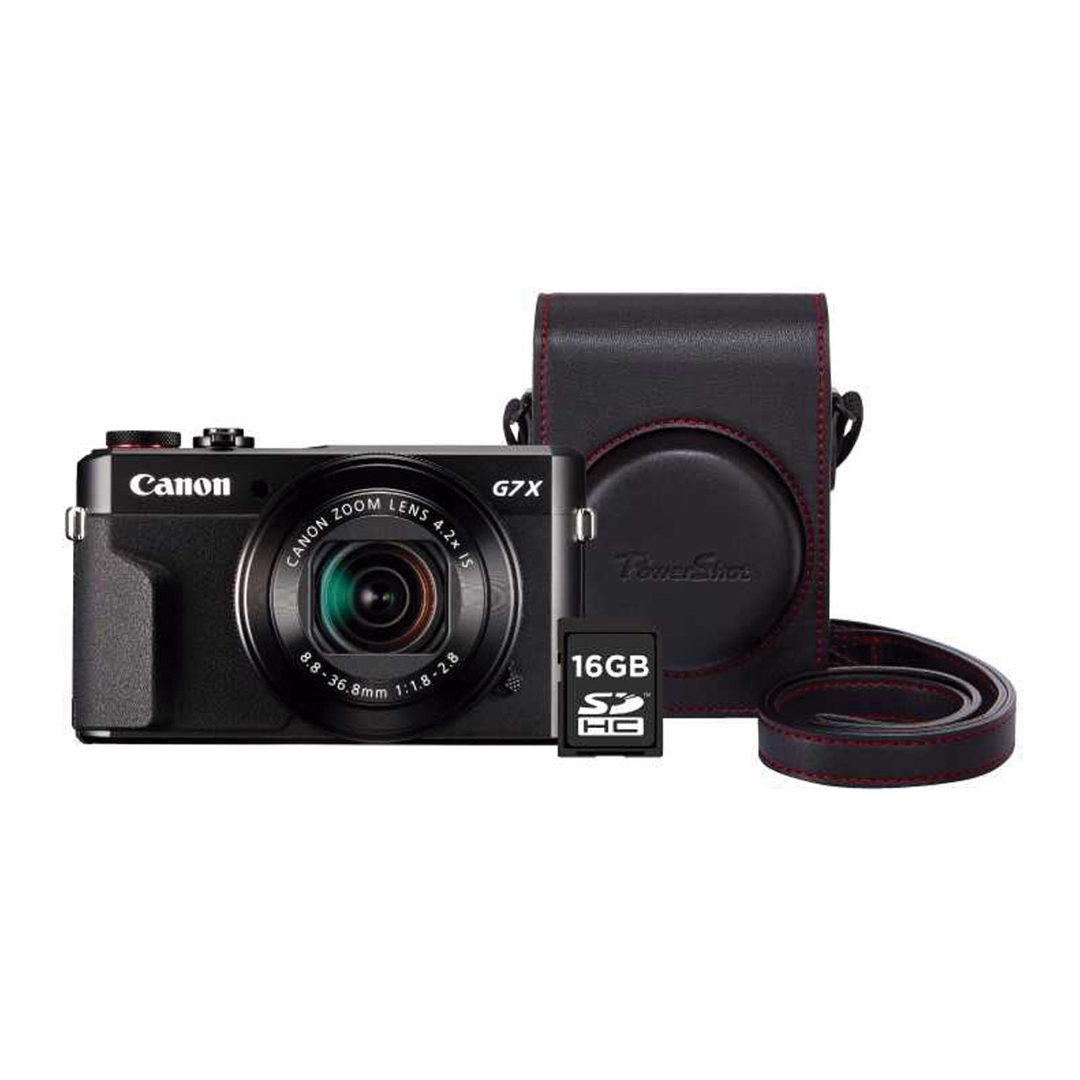 Cámara compacta Canon PowerShot G7 X