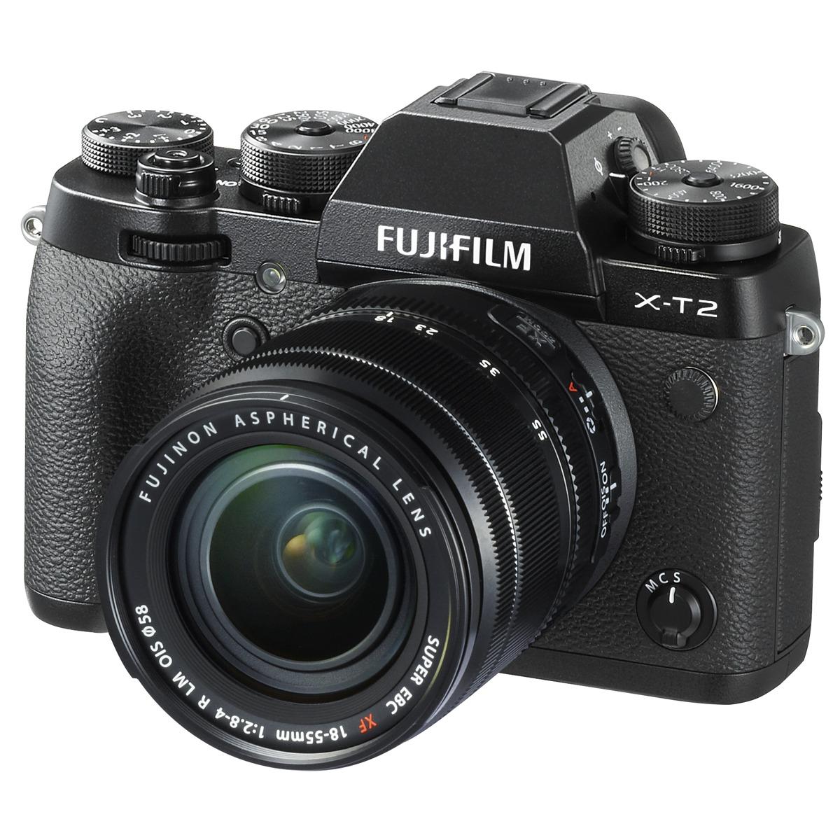 Cámara EVIL Fujifilm X-T2