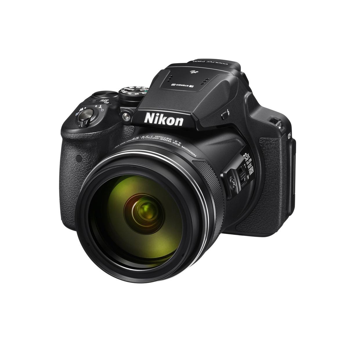 Cámara reflex Nikon Coolpix P900
