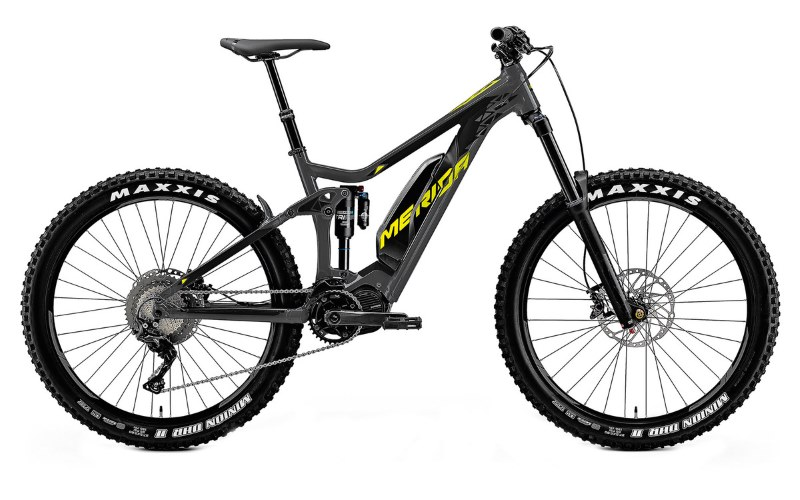 bicicleta electrica merida eone