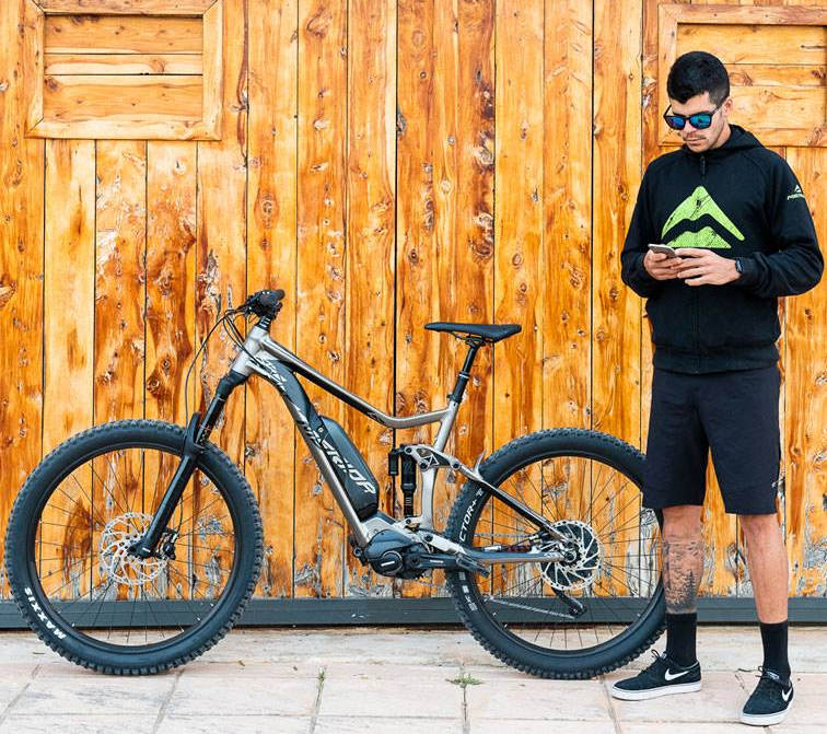 bicileta merida ebike