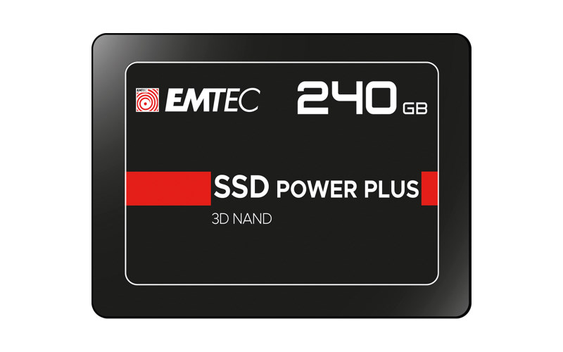 Disco duro interno SSD Emtec X150 SATA III 240 GB