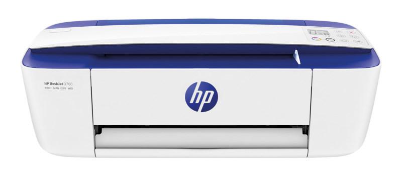 Impresora Multifunción tinta HP Deskjet 3760 Wi-Fi