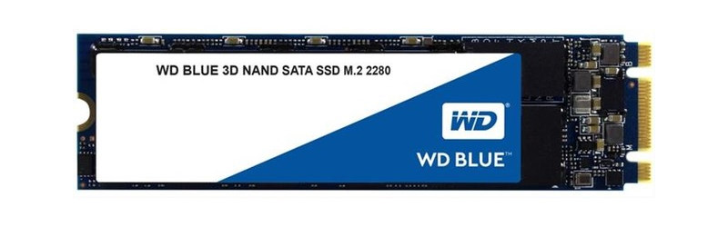 Wd 3D NAND SSD Blue 500GB M.2 SATA