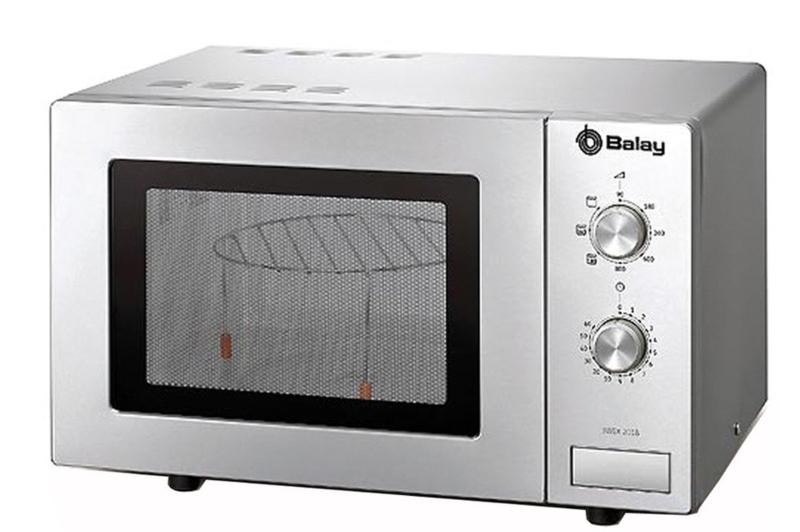 ofertas electrodomesticos microondas balay