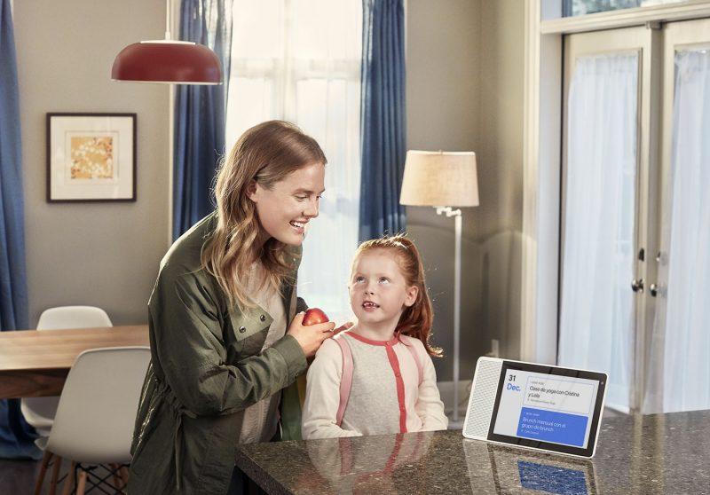 Lenovo Smart Display con el Asistente de Google