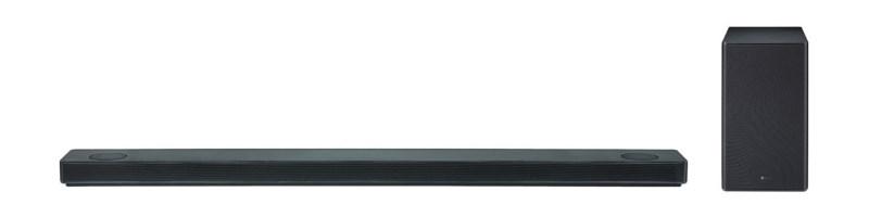 Barra de sonido LG SK10Y 5.1.2 Hi-Res Audio, Dolby Atmos, 550 W