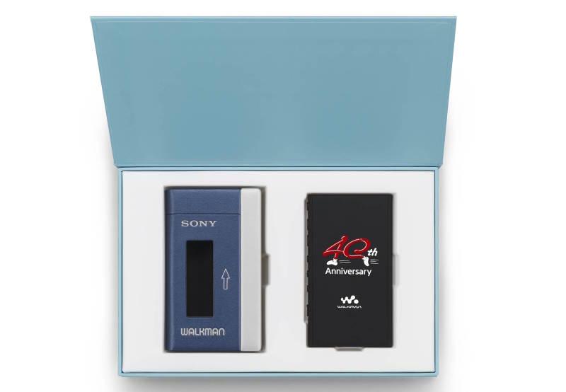 Sony Walkman NW-A100TPS IFA 2019