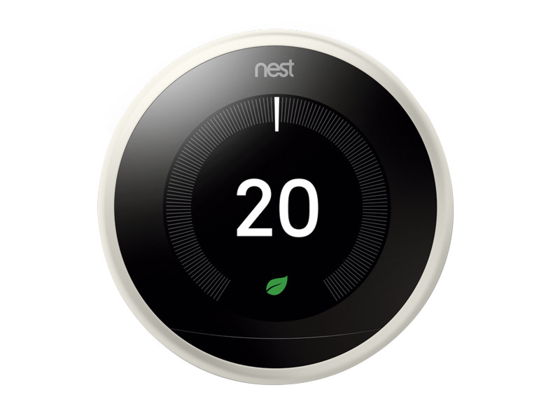 Termostato inteligente Google Nest Learning