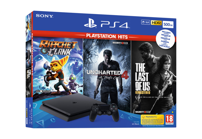 playstation 4 pack