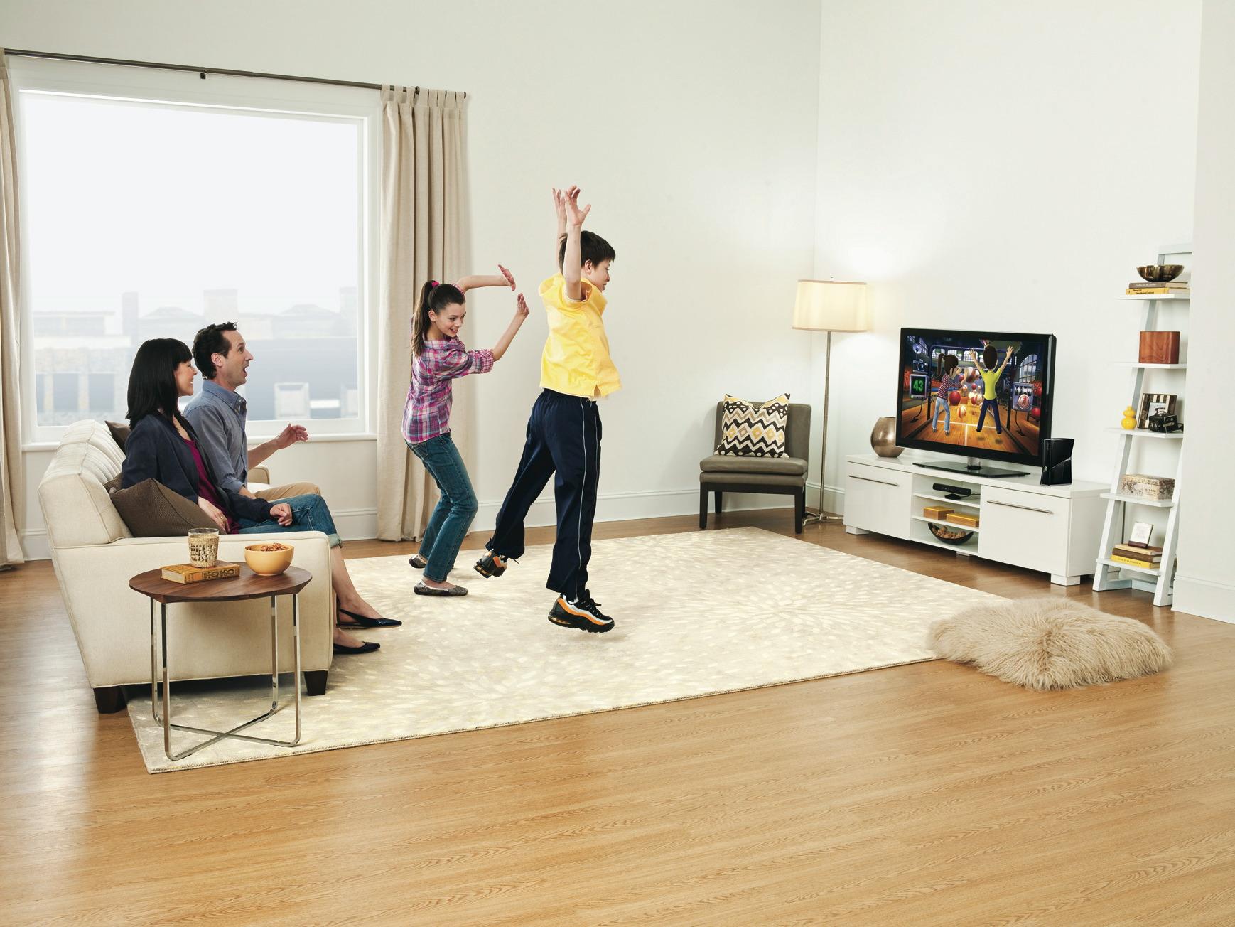 Cinco Juegos Para Disfrutar En Casa Con Playstation Move Y Kinect