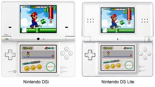 Elegir Nintendo Ds Dslite Dsi Tecnologia De Tu A Tu